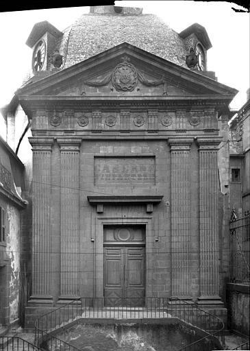 Couvent des visitandines XVIIe siècle Rue François Chénieux #Limoges - chambre de commerce clermont ferrand