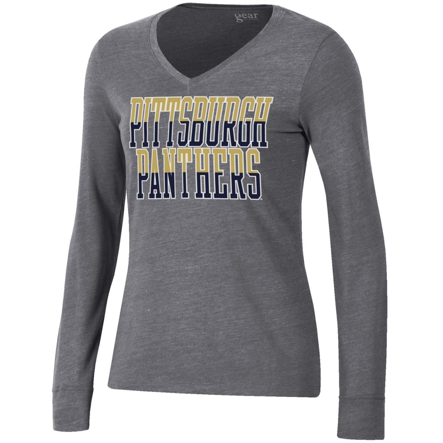 buy popular 49293 912eb University of Pittsburgh Gear for Sports Long Sleeve T-shirt     30.00