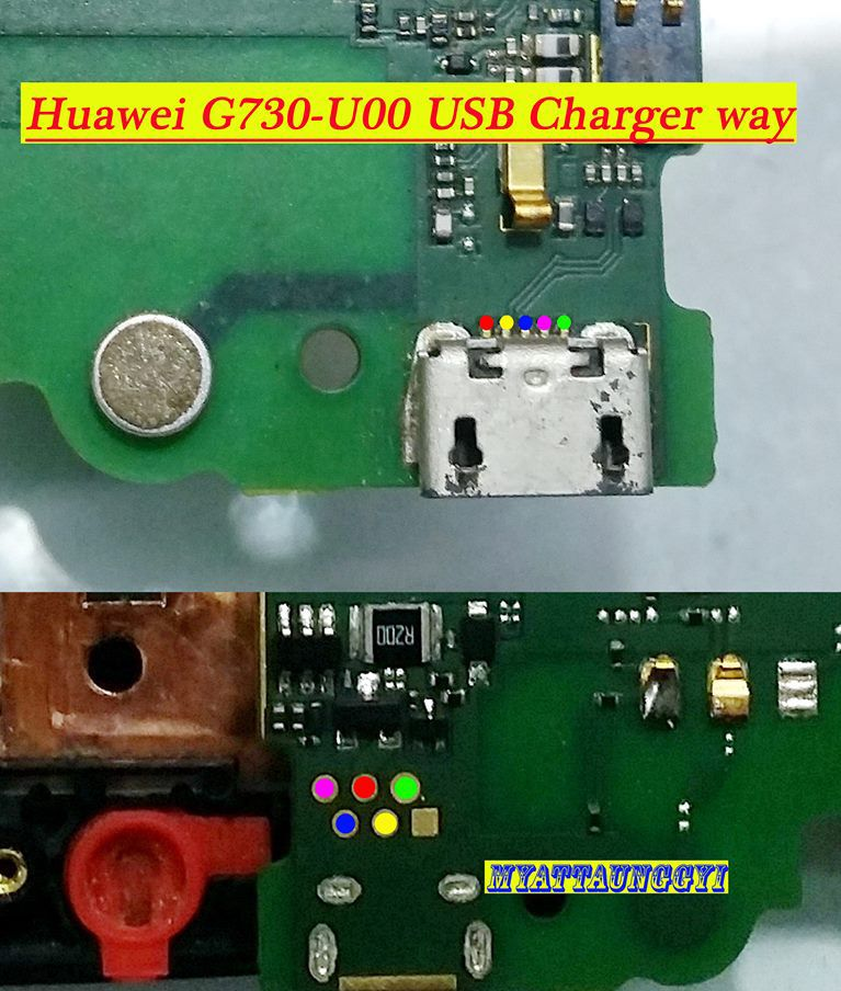 Huawei Ascend G730 Usb Charging Problem Solution Jumper