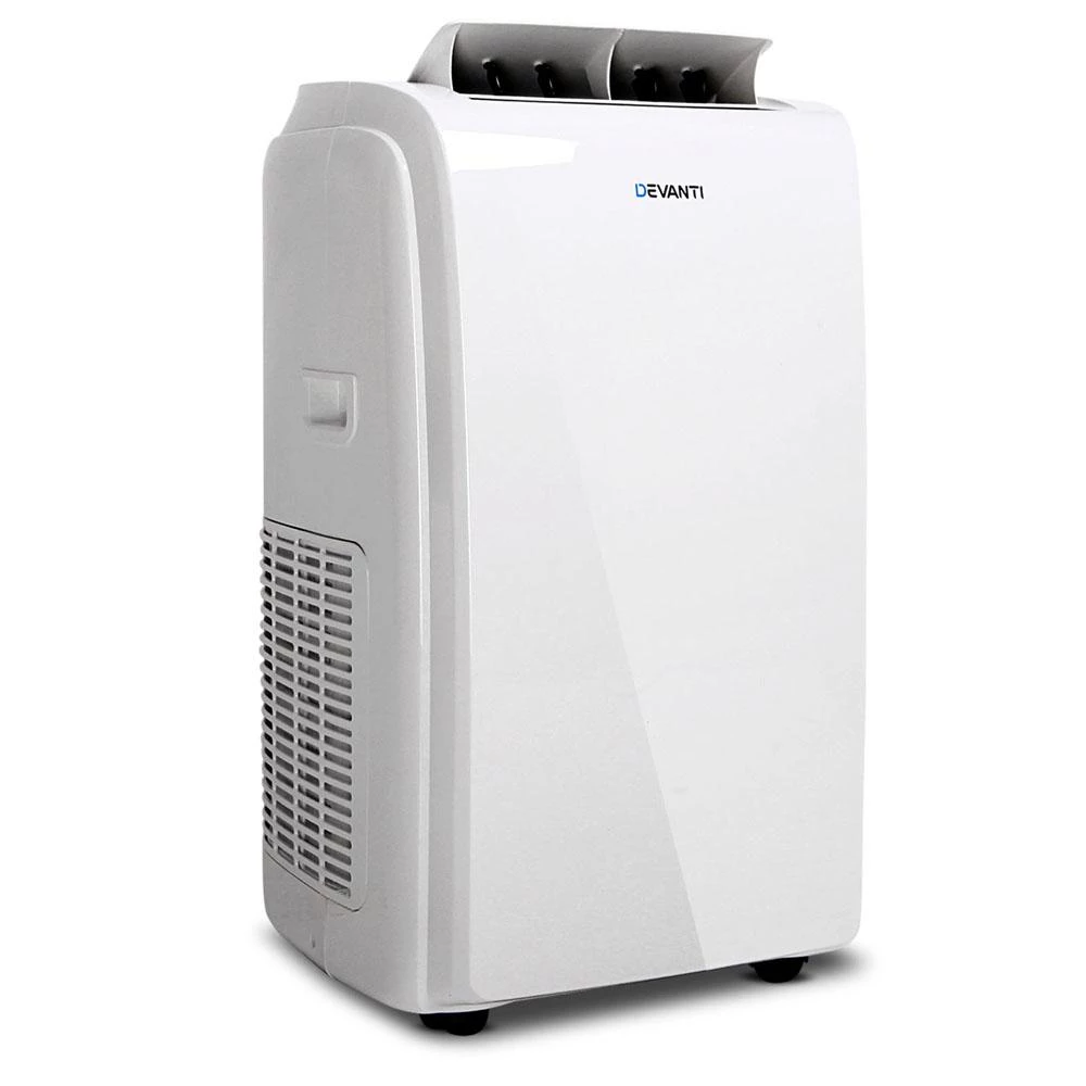 Devanti Portable Air Conditioner 4In1 Mobile Fan Cooler