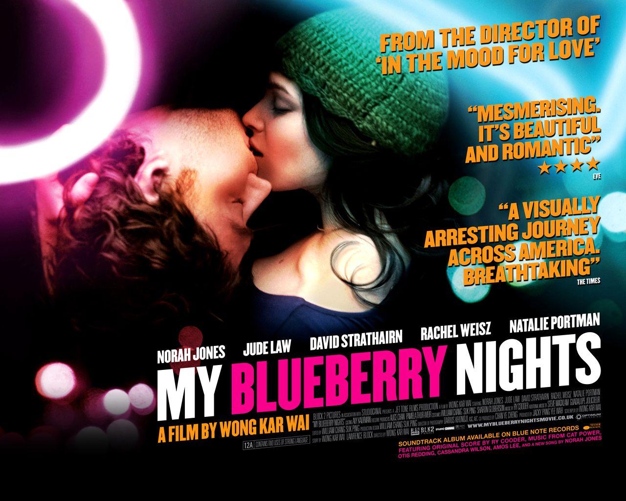 My Blueberry Nights Stream