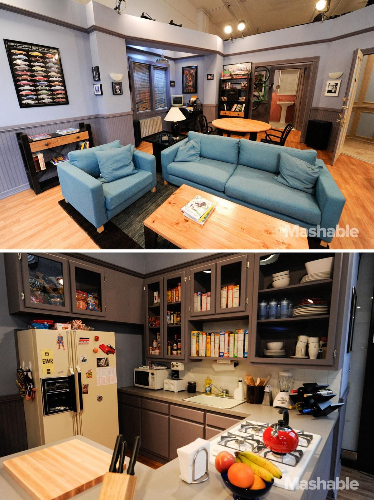 Jerry Seinfeld S Iconic Apartment Came To New York City So That You Can Reenact Favorite Scenes
