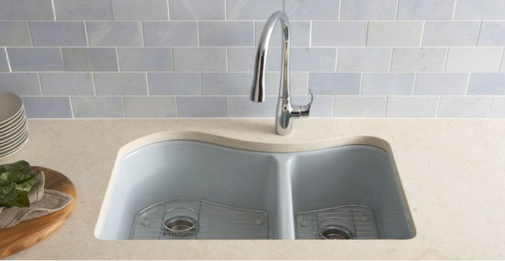 Beau How To Clean New Cast Iron Sink