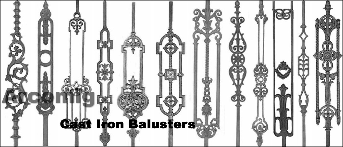 Cast Iron Balusters Hardware Pinterest Iron Iron Gates And