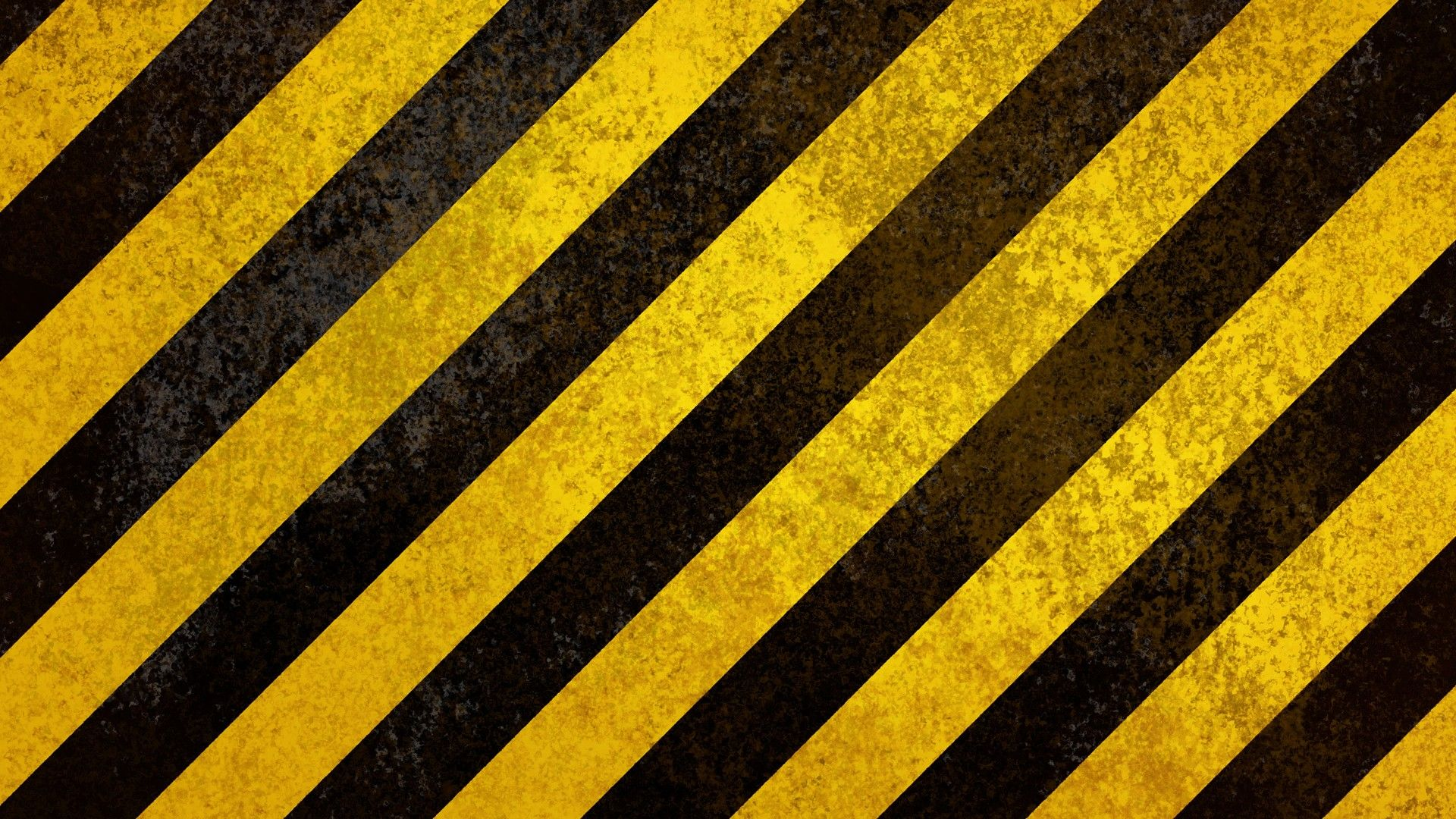 Grunge Textures Warning Stripes Hazard 1920x1080 Wallpaper