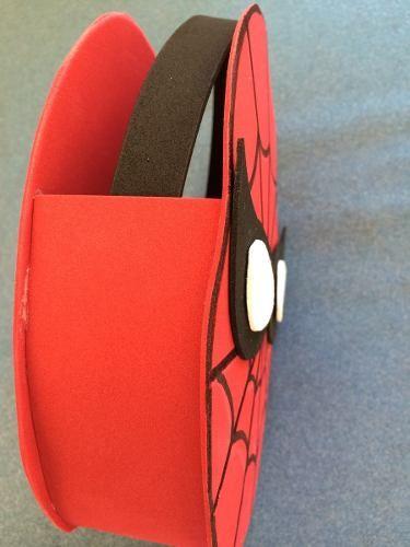 dulcero souvenir bolsita hombre arana spiderman cumple