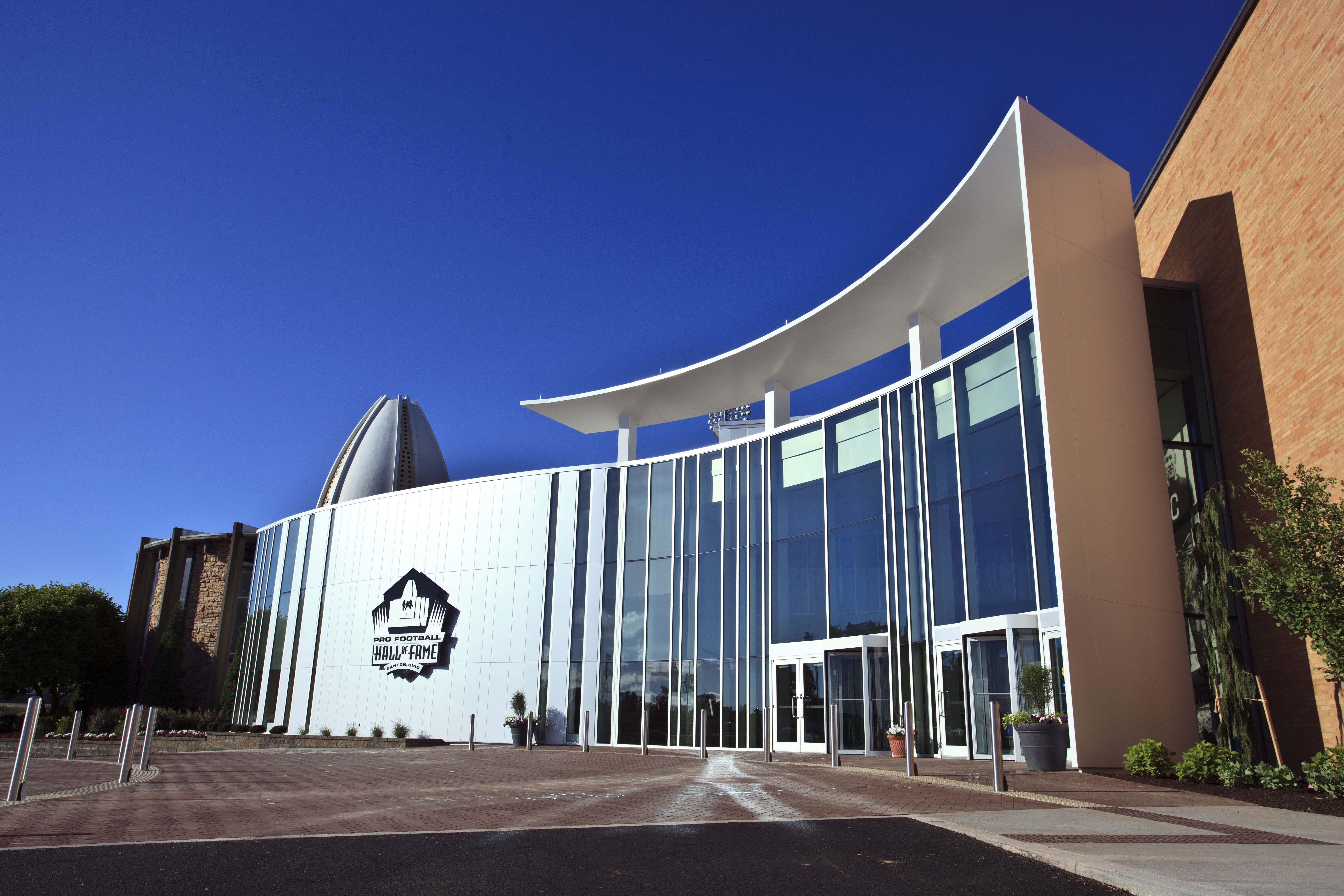 Pro Football Hall Of Fame Hall Of Fame Fame