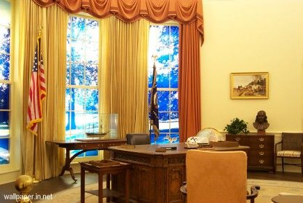 oval office wallpaper. View Of The Oval Office -- Jimmy Carter Presidential Library Photos With Babes For Future Inspiration! Wallpaper I