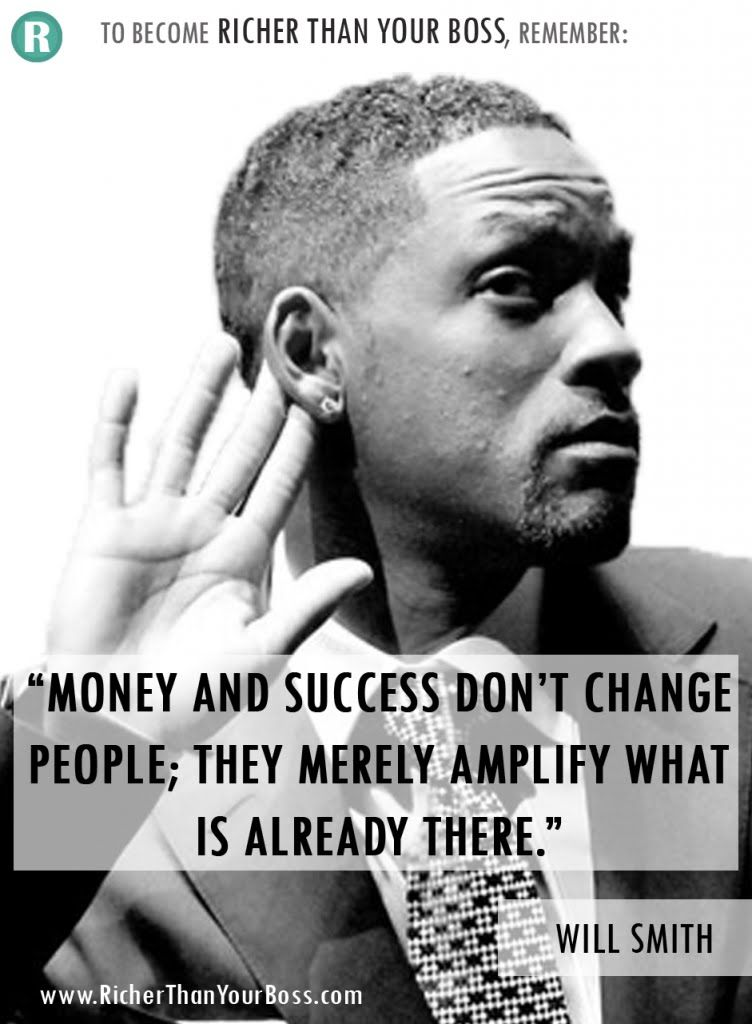 Will Smith Success Secrets The Law Of Attraction Over A Drake Kanye Will Smith Quotes Money Quotes Inspirational People