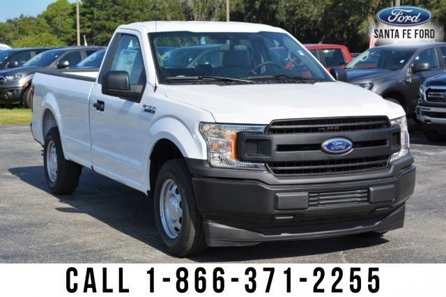 2019 Ford F150 Xl Regular Cab Pickup Truck V6 3 3l Engine Steel Wheels Hitch Receiver Tow Hooks Vinyl Seats Safe Ford F150 Ford F150 Xl 2019 Ford