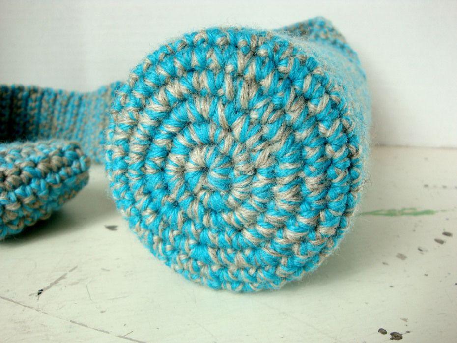 Crochet Water Bottle Holder Dmw Knits Free Crochet Patterns