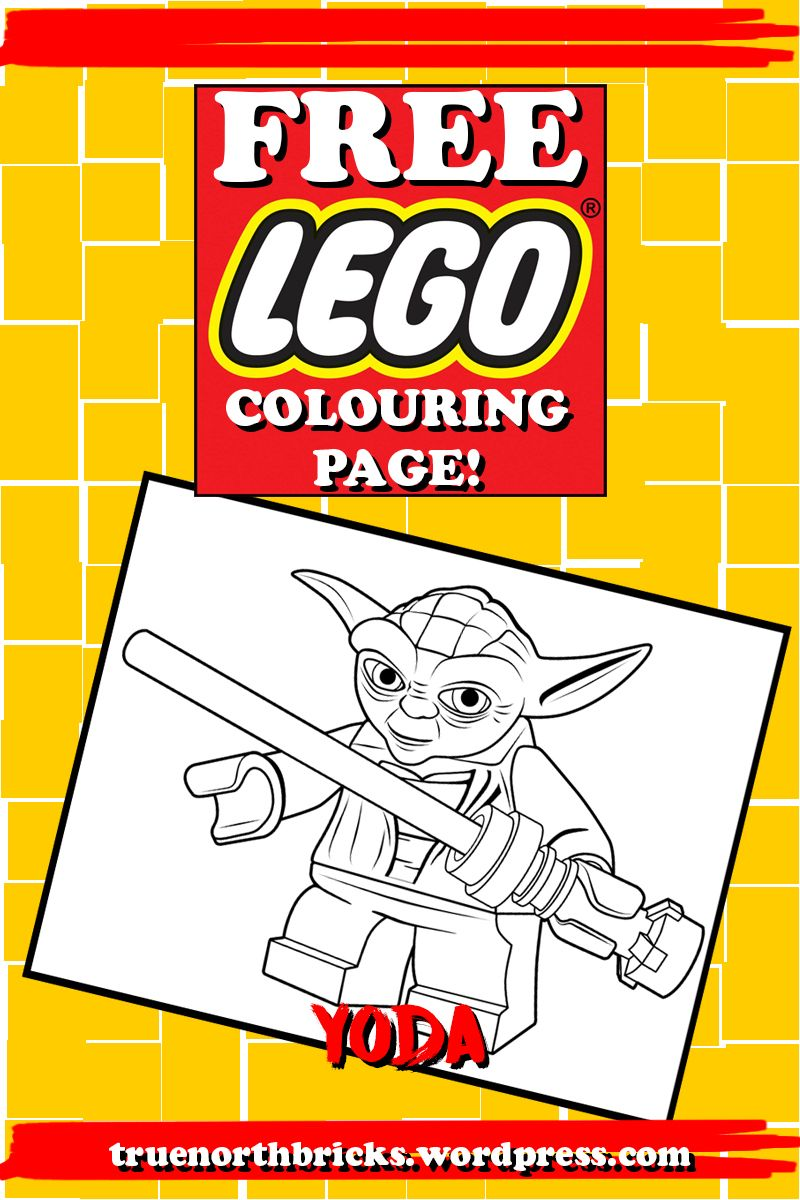 This week's colouring page is not exactly my own. I did draw it, or rather, I copied it from one of LEGO's official images. Either way, it is still fun to colour! Click here to download…
