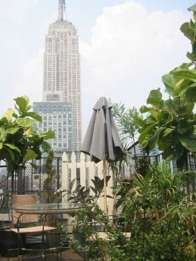 New York City Apartment Rental With View Of Empire State Building Yes Please