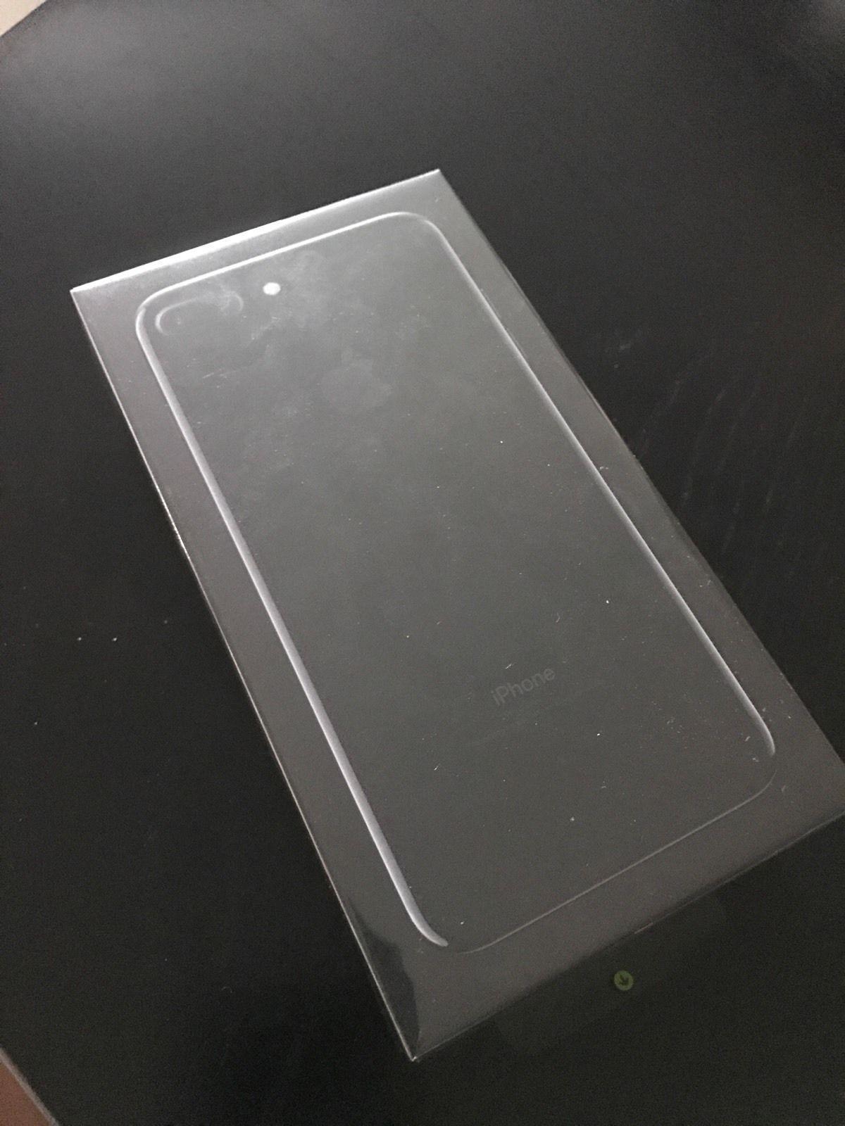 Unlocked Apple Iphone 7 Plus Jet Black 256gb T Mobile Jetblack