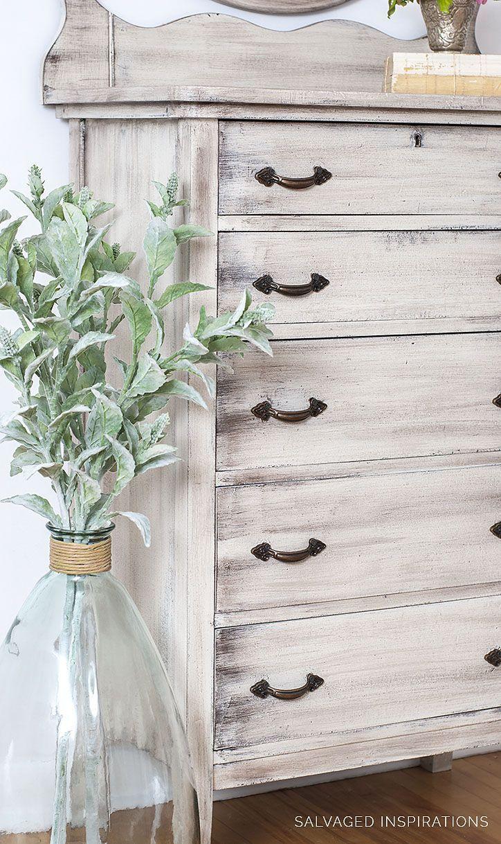 Photo of DIY Weathered Wood | Bedroom Dresser