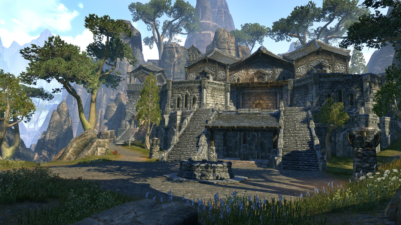 Forsaken Stronghold Unfurnished Crown Store The Elder