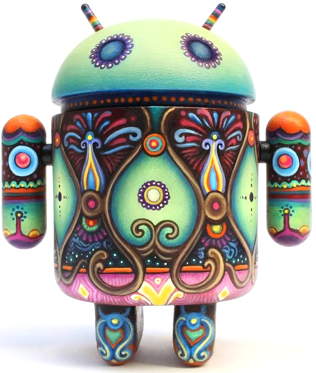 Fabergé android Android by Simanion Art | Trampt Library