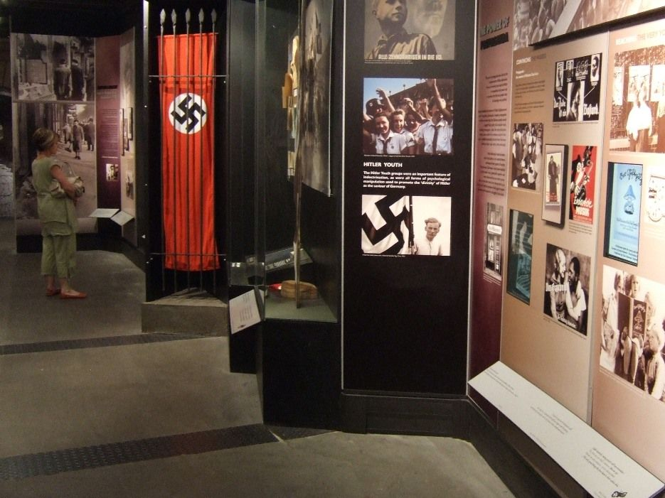 Holocaust Museum in Washington, DC. Truly an experience ...