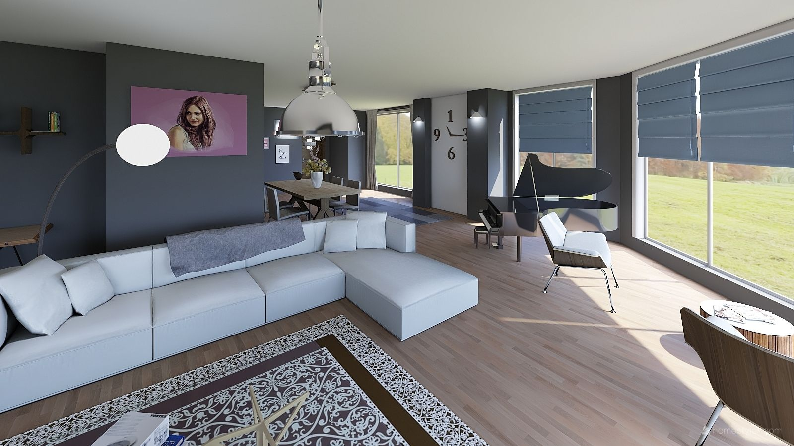 Living Room Decor By Chumafox Interiordesign Livingroom 3d Home Design Software Home Design Software Interior Design Tools