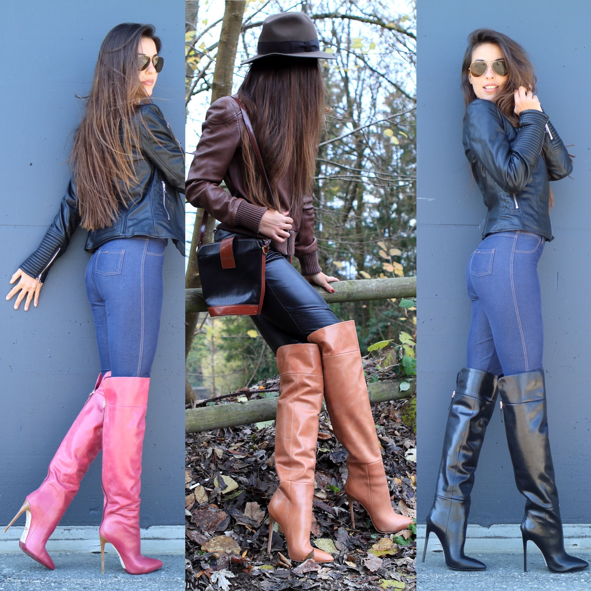 MAURIZIO PORTONI - timeless chic in shoes! maurizioportoni.com 50% store opening discount! free shipping and returns!  #overknee #boots