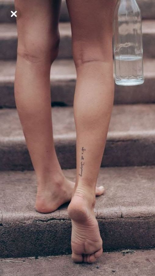 31 Delicate Minimalist Tattoo Ideas With Meaning Tattoo Placement Tattoos Foot Tattoos