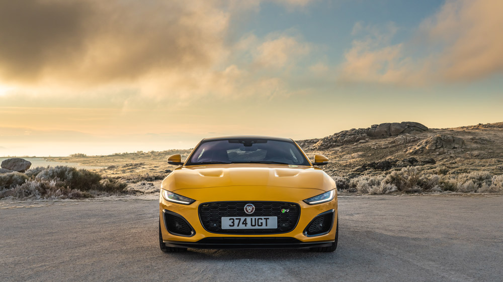 First Drive The Nimble 2021 Jaguar F Type Is An Inspired Bid Against Conformity In 2020 Jaguar F Type First Drive Jaguar