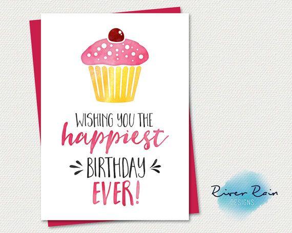 Printable Birthday Card Happy Birthday to the best boyfriend – Birthday Card Pdf