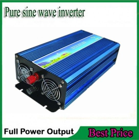 1500w Power Inverter Pure Sine Wave Inverter12 24 48v To 120 220v Run A Fridge 1500w Przetwornica Czys Solar Inverter Sine Wave Solar Power Inverter
