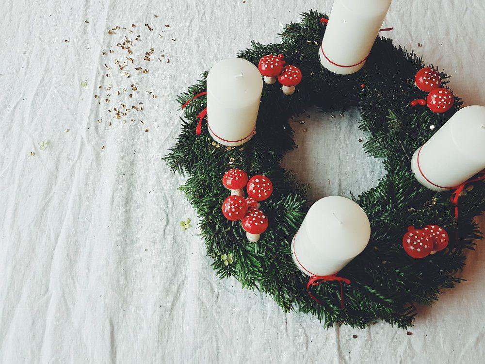 Adventskranz Selber Basteln Ideen adventskranz selber machen 7 echt einfache ideen decoration