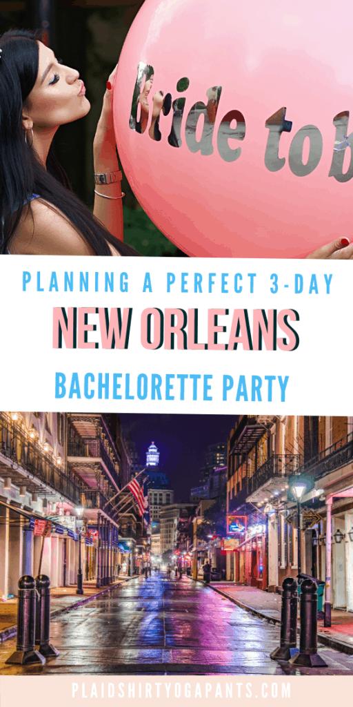Photo of Planung der perfekten New Orleans Bachelorette Party Reiseroute