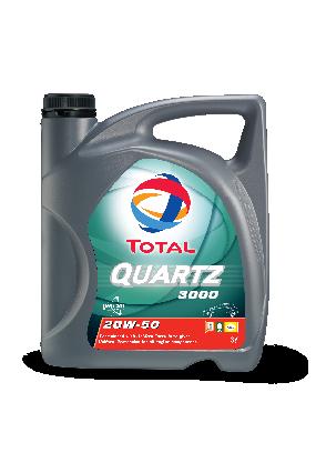 Total Quartz 3000 20w50 Is A Multi Grade Car Engine Oil Specially
