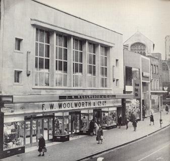 Woolworths Norwich City Norwich Norfolk