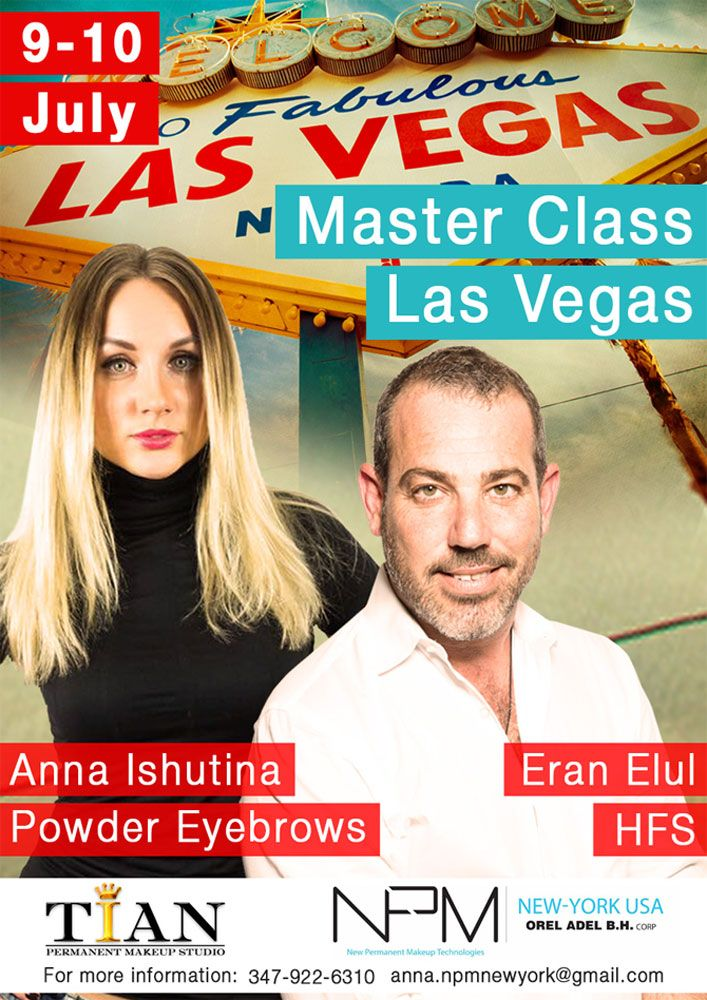 Master Class in Las Vegas Microblading and Permanent