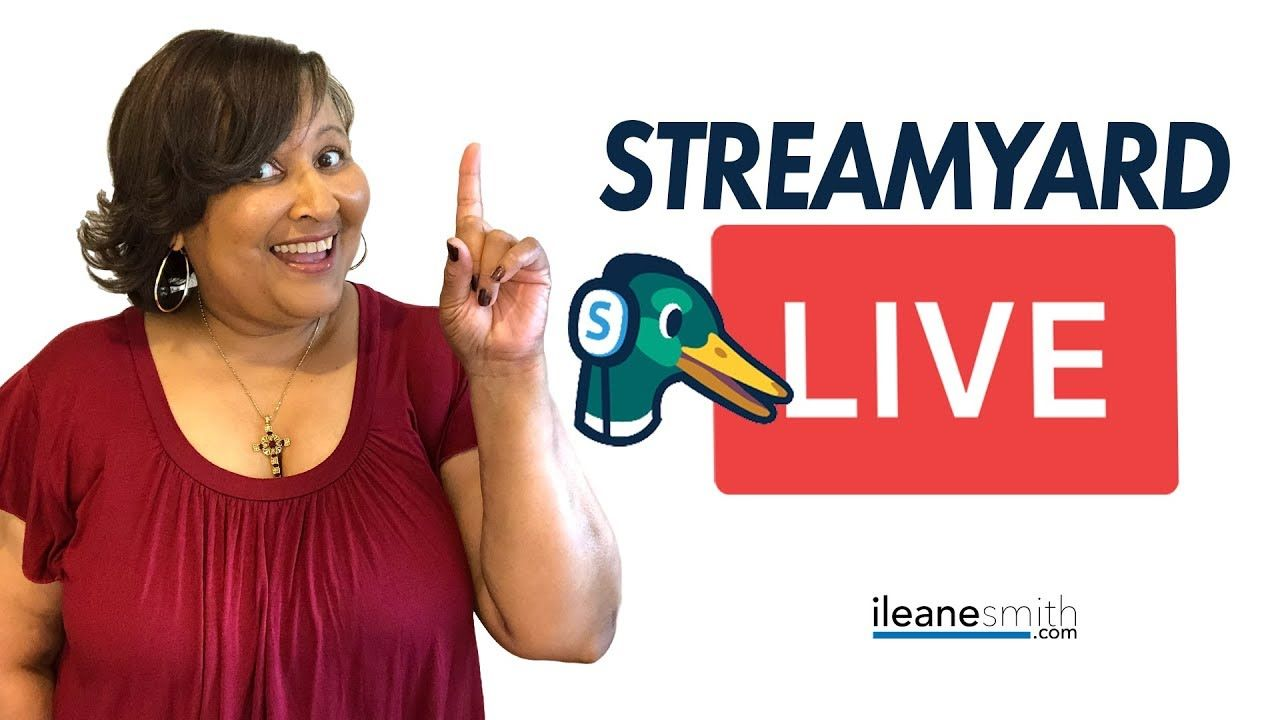 Streamyard Live Video Streaming App is now the Go To