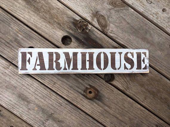 Medium Farmhouse Wood Sign Design Ideas For Home Rustic Home Décor Amazing Home Decor Signs Shabby Chic