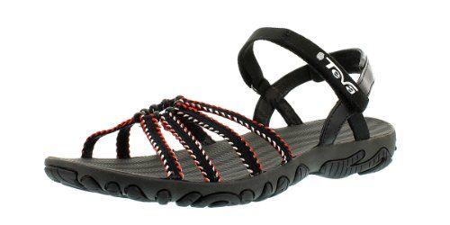 991c35e36 Teva Kayenta Dream Weave Ladies black Size 39 sandals    Click image .