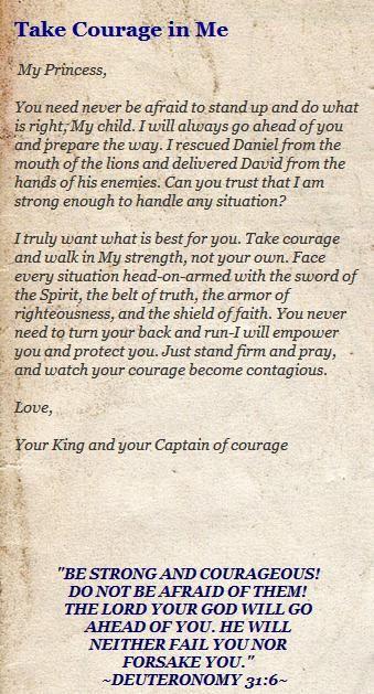 His princess Love letters