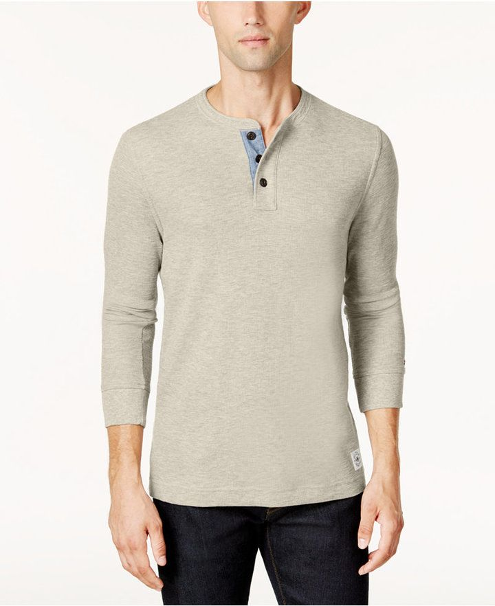 Tommy Hilfiger Men's Henley Shirt | Products | Henley shirts