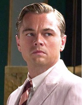 Leonardo Decaprios style in Great Gatsby, short hair, how ...