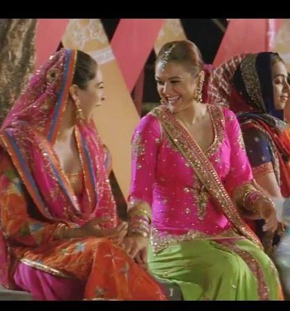 Wedding veer dress zaara Reel Bollywood