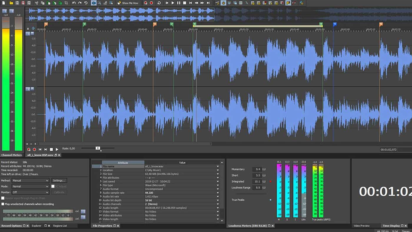 The best audio editing software for video editors — 2019 | Video ...