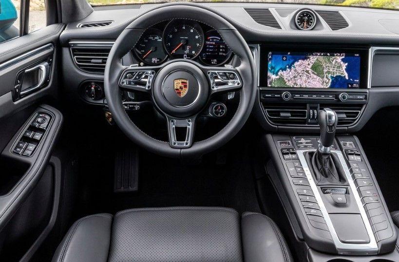 2020 Porsche Macan Interior Porsche, Porsche macan