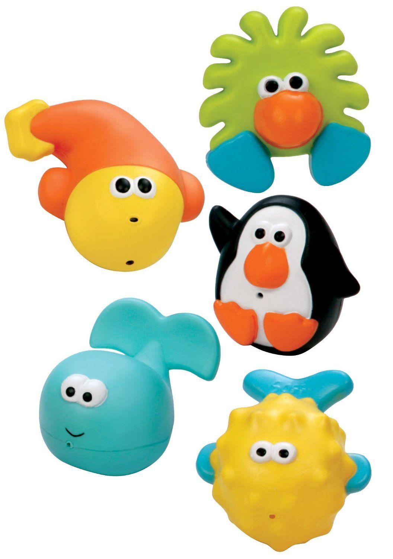 Sassy Bathtime Pals   Baby Stocking Stuffers   Pinterest   Bath toys ...