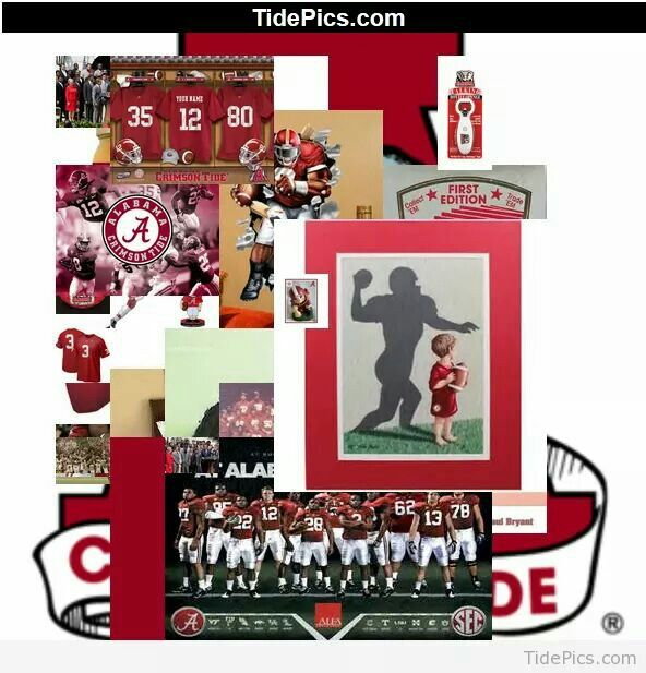 Alabama Crimson Tide!