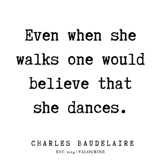 20 |  Charles Baudelaire |  Charles Baudelaire Quotes |  Charles Baudelaire Poems | 200122 Poster by QuotesGalore