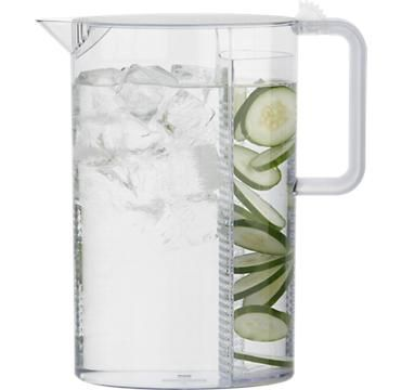 flavor-infusing pitcher