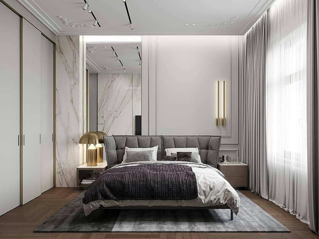 Amazing Designs Iconic Bedrooms Unique Decoration Stylish Projects Decor Ideas Exclusive Bedrooms C Classic Bedroom Modern Bedroom Design Bedroom Interior