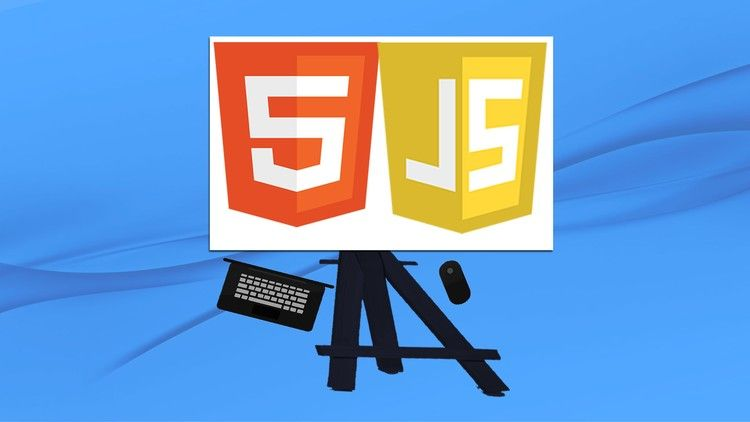 udemy coupon canvas image creator html5 javascript project from