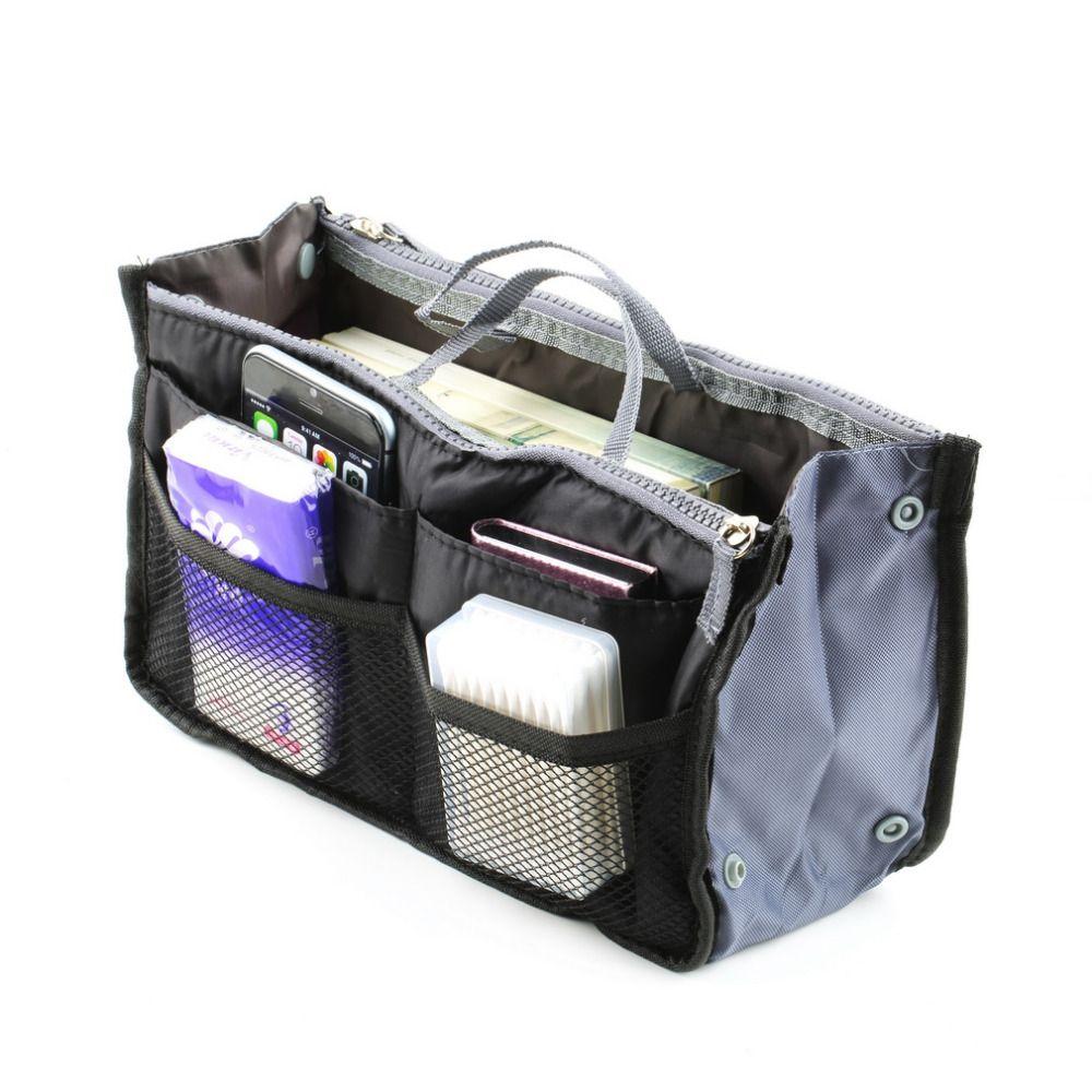 Women Travel Kit Lady Organizer Organiser Travel Bag Purse Handbag