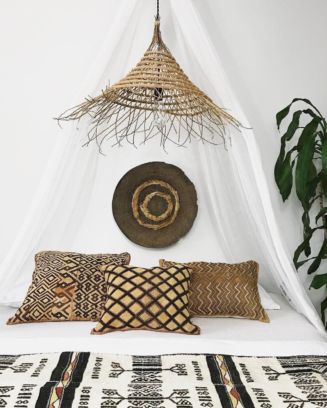 African Home Decor, African Bedroom, Ethnic Bedroom